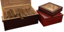 Cigar Humidors and Accessories
