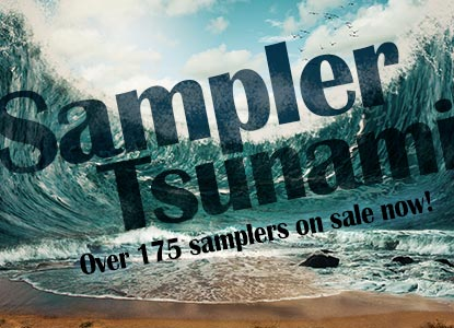 Sampler Tsunami - Over 175 Cigar Samplers On Sale Now!