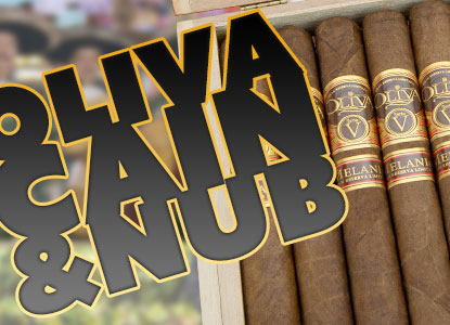 Oliva, Cain, & Nub - The Three Amigos Up To 46% Off!