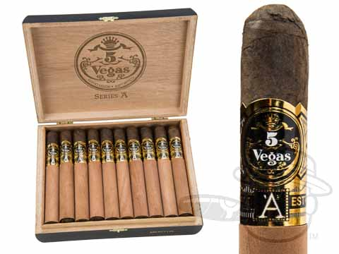 5 Vegas Series 'A' Archetype Box - 20 Total Cigars