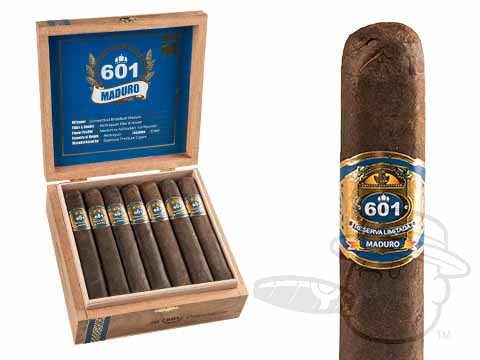 601 Blue Label Prominente Maduro