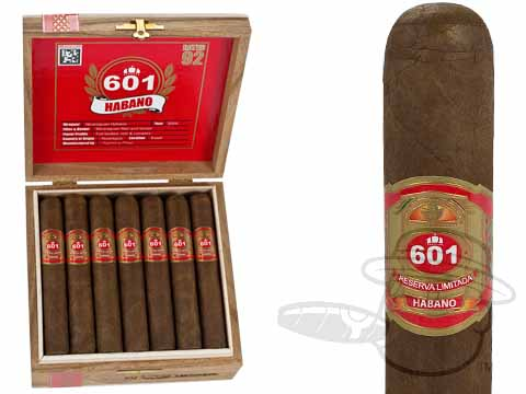 601 Red Label Robusto