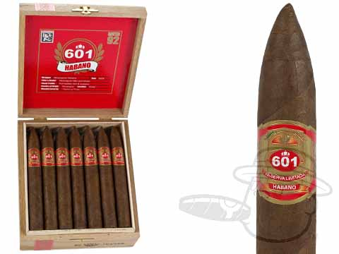 601 Red Label Torpedo