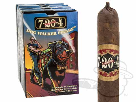 7-20-4 Dogwalker Small Packs: 25 Cigarillos