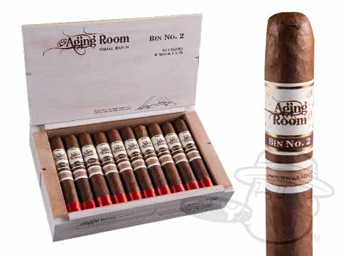 Aging Room Bin No. 2 B Minor Box - 20 Total Cigars