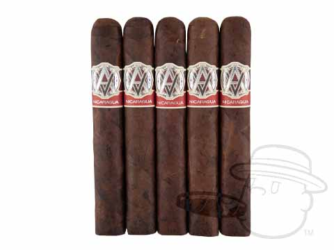 AVO Syncro Nicaragua Toro Sealed Pack of 5  Sealed Pack - 5 Total Cigars