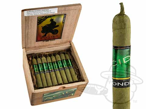 Acid Blondie Candela Box - 40 Total Cigars