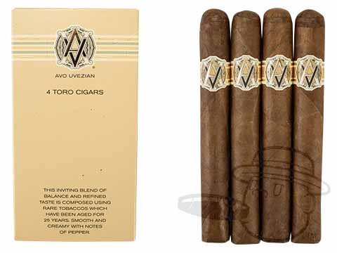 Avo Classic No. 2 Sealed Pack of 4
