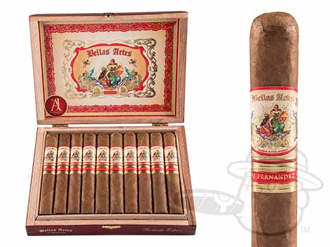 Bellas Artes Robusto By Aj Fernandez Box - 20 Total Cigars