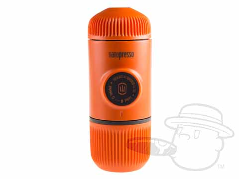 Nanopresso Portable Espresso Machine N/A - N/A Total Cigars