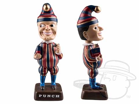 Punch Bobblehead