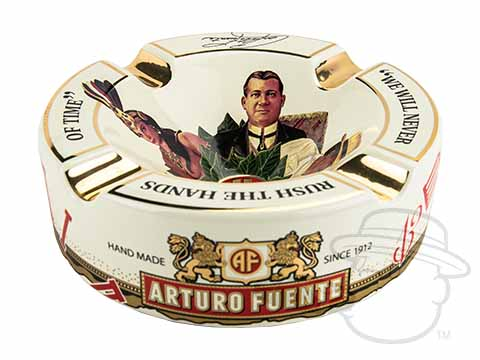 Arturo Fuente Journey Through Time Cream Ashtray