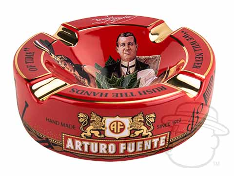 Arturo Fuente Journey Through Time Red Ashtray