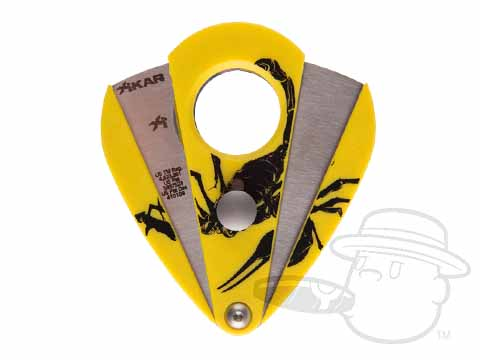 Camacho Scorpion Cigar Cutter - Yellow N/A - N/A Total Cigars