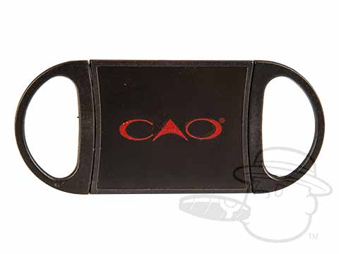 CAO Black & Red Cigar Cutter