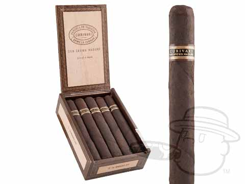 Curivari Sungrown Maduro 5X50 Box - 10 Total Cigars