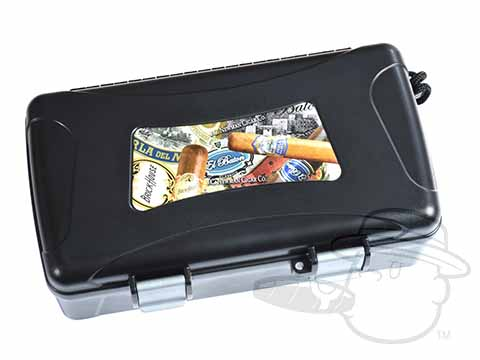 J.C Newman Cigar Protection Travel Case #10 By Xikar