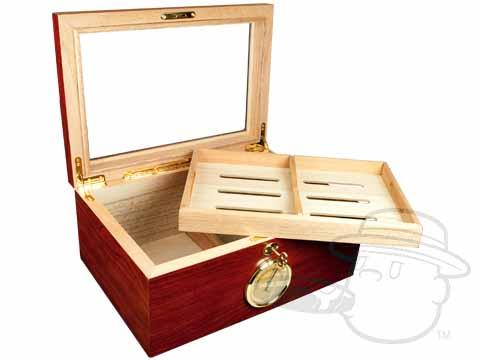 Bally 100 Count Humidor By Orleans