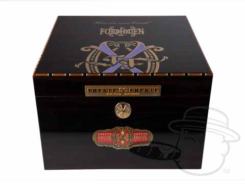 2019 Limited Edition Opus X Purple Rain Humidor - Black Lacquer