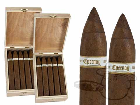 Illusione Epernay L'Alpiniste 2 Box Deal 2-Fer  50 Total  Cigars