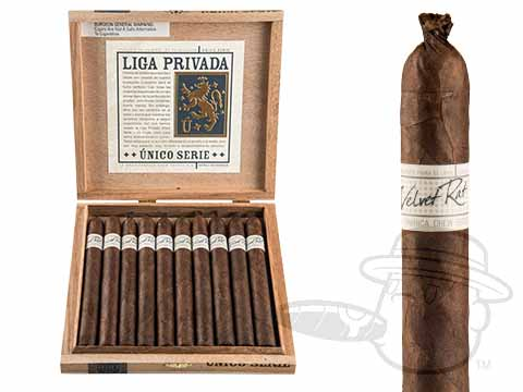 Liga Privada Unico Velvet Rat Box - 10 Total Cigars