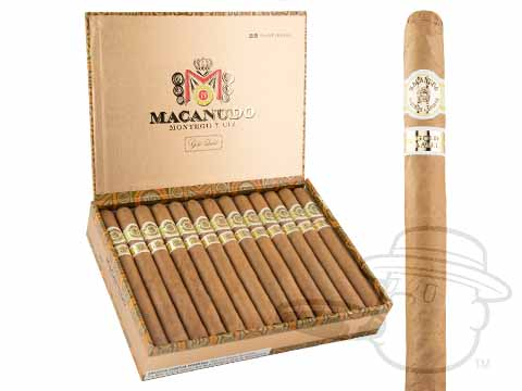 Macanudo Gold Label Shakespeare  Box - 25 Total Cigars