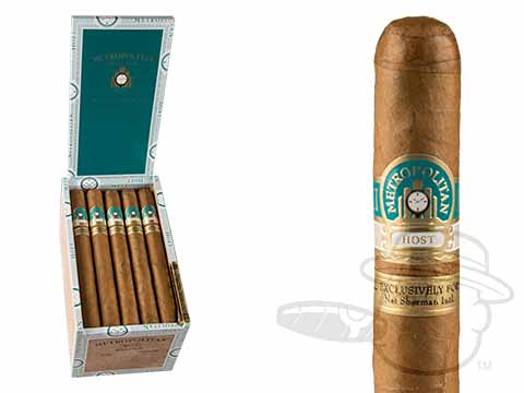Nat Sherman Host Selection Hampton Box - 25 Total Cigars