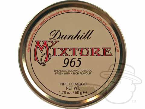Dunhill My Mixture 965 Pipe Tobacco - 50g