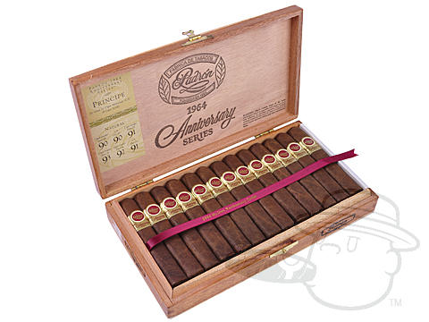 Padron Anniversario Serie 1964 Principe Natural Box of 25
