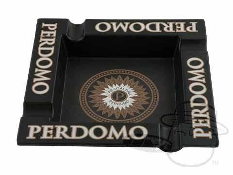 Perdomo Black Ashtray