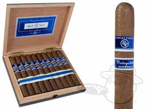 Rocky Patel Vintage 2003 Toro Box of 20