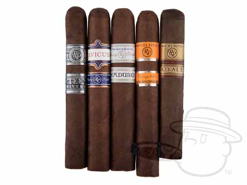 Rocky Patel Nicaraguan 5 Pack Sampler