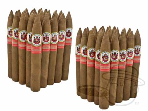 Dominican Torpedo Connecticut by Sosa 2 Bundle Deal 2-Fer  50 Total  Cigars