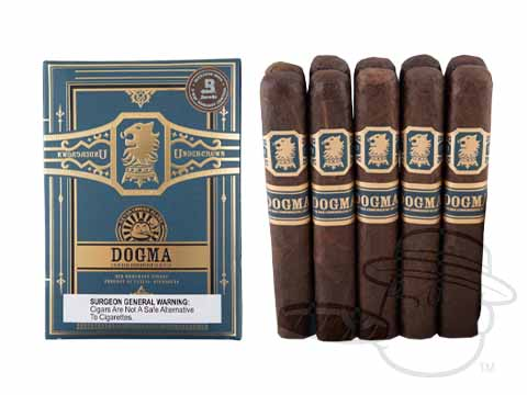 Undercrown Maduro Dojo Dogma  Box - 10 Total Cigars