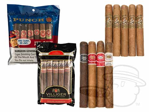 Awesome Assortment 20 Cigar  Variety Pack Deal