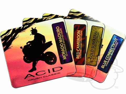 Acid Krush Tins Sampler