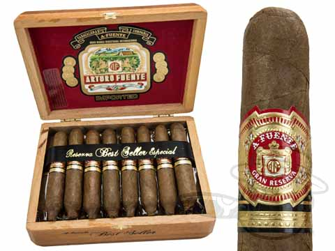 Arturo Fuente Hemingway Best Seller Box of 25
