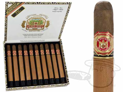 Arturo Fuente Royal Salute Sun Grown Box of 10