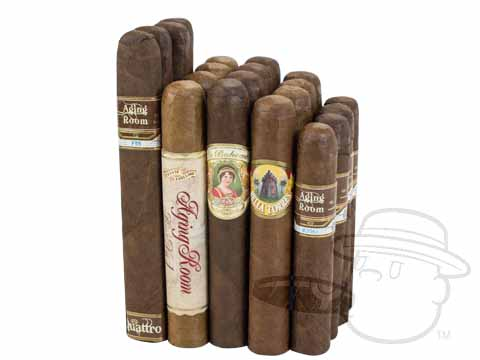 Aging Room Top Rated Sampler