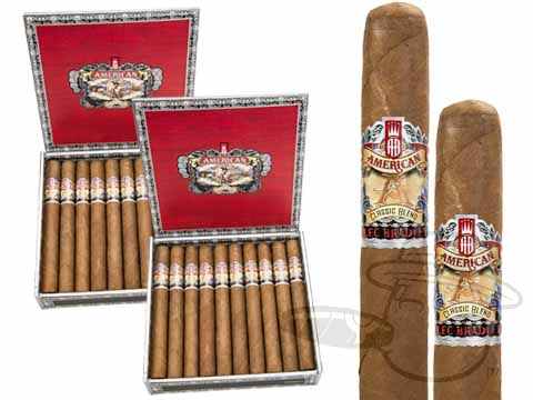 Alec Bradley American Classic Churchill 2 Box Deal 2 Box Deal -  - 40 Cigars