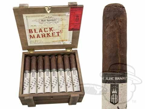 Alec Bradley Black Market Gordo Box - 22 Total Cigars