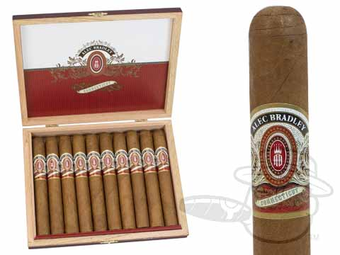 Alec Bradley Connecticut Toro Box of 10