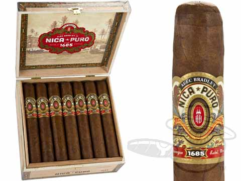 Alec Bradley Nica Puro Gordo Box of 20