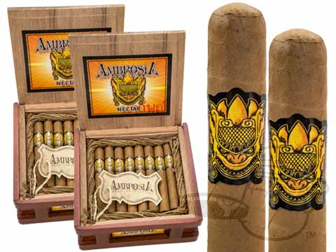 AMBROSIA BY DREW ESTATE - NECTAR 2X Deal 2X Deal  48 Total Cigars