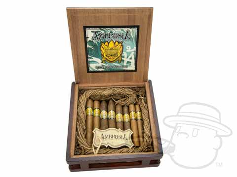 Ambrosia By Drew Estate - Variety Sampler Box - 8 Total Cigars