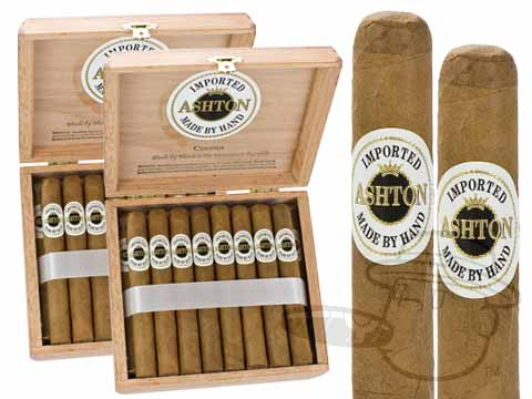 Ashton Classic Corona 2 Box Deal 2 Box Deal -   50 Total Cigars