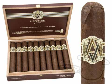 Avo Heritage Special Toro Box of 20