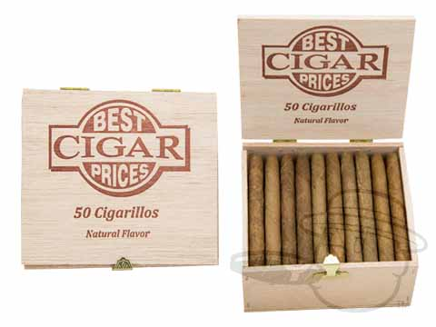 BCP Cigarillos - Natural