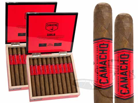 CAMACHO COROJO CHURCHILL 2X Deal 2X Deal 40 Total Cigars