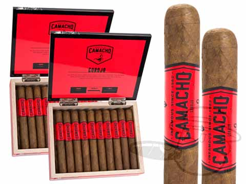Camacho Corojo Corona 2 Box Deal 2-Fer (2 Boxes)  40 Total Cigars